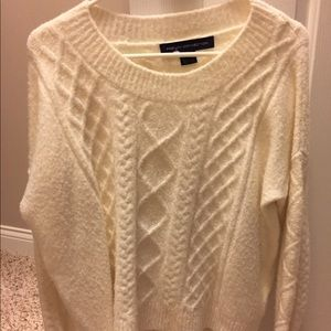French Connection Cable Sweater